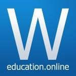 WizIQ logo 2